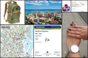 Podróż do Malagi